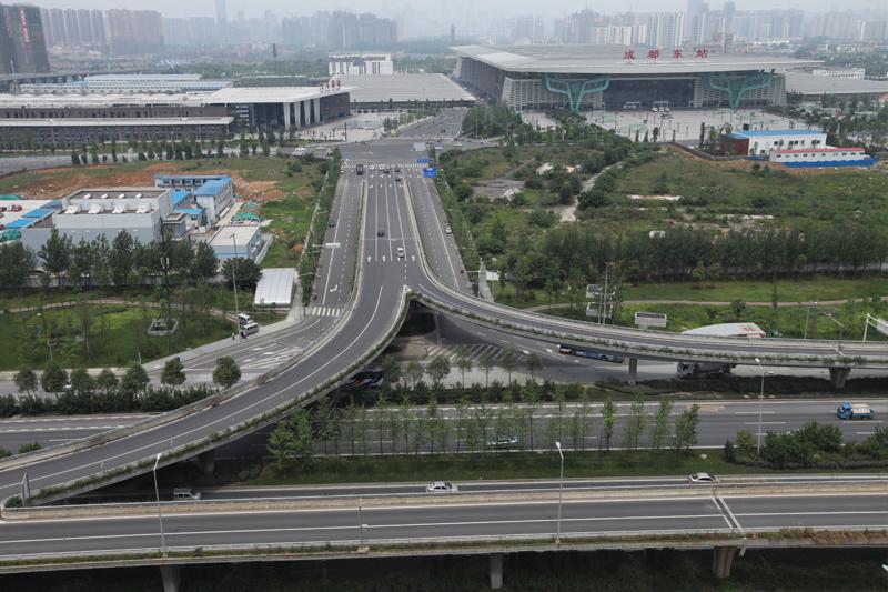 成都东客站片区基础设施项目