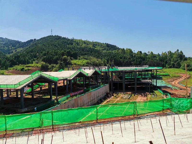 金堂山城市公园建设项目