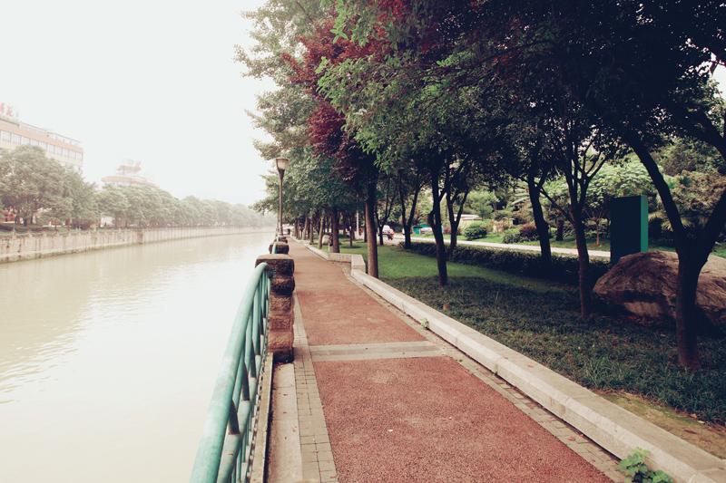 成都市老南門大橋段景觀改造工程