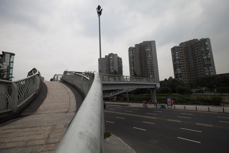 成都市大石路人行天桥工程