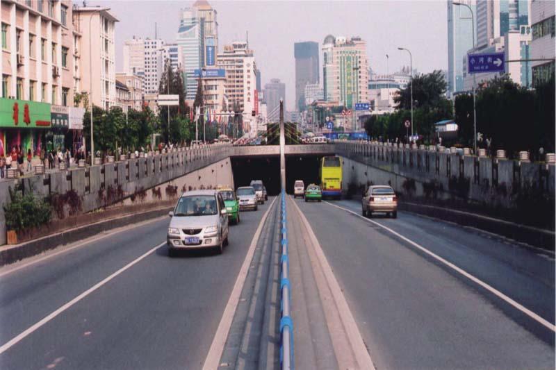 成都市天府隧道工程