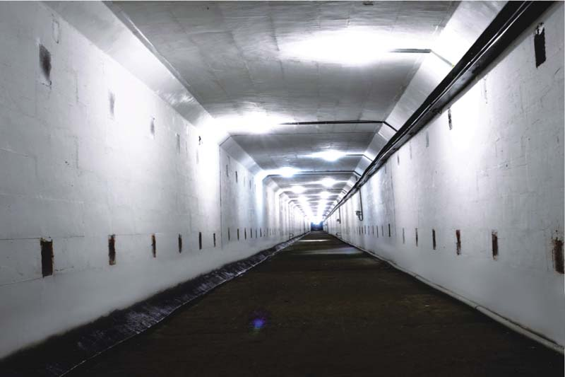 成都理工大學圣燈片區110KV高壓線工程
