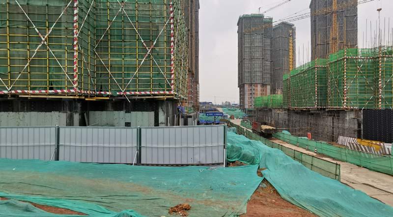 瑞景新城周边道路建设工程项目