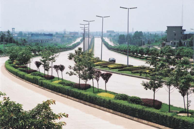 成都市三环路工程