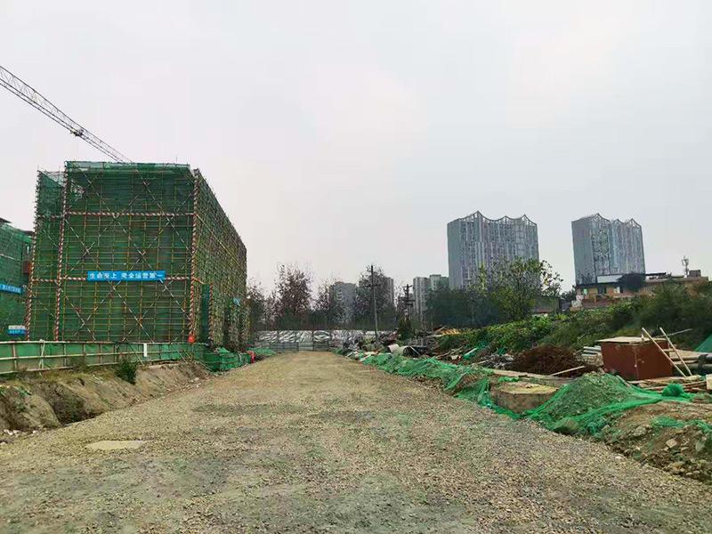 机投桥城中村西北片区市政基础设施改造建设项目(花林坊街、二道河及附属工程)
